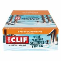Clif Bar Spiced Pumpkin Pie Energy Bars - 12 ct / 2.4 oz