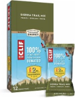 CLIF Bar Energy Bars, Sierra Trail Mix, 2.4 oz. bar (12 count) - 12 Count