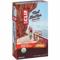 Clif Nut Butter Filled Chocolate Peanut Butter Energy Bar, 1.76 Ounce -- 144 per case.