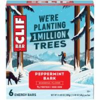 Clif Bar Seasonal Peppermint Bark Energy Bars