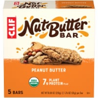 Clif Bar Nut Butter Filled Peanut Butter Energy Bars