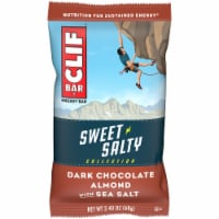 Clif Sweet & Salty Dark Chocolate Almond with Sea Salt Energy Bar