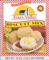 Teays Valley Biscuit Mix