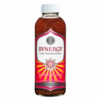 GT's Living Foods Synergy Organic Raspberry Chia Kombucha - 16 fl oz