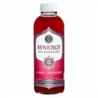 GT's Living Foods Synergy Organic Cosmic Cranberry Kombucha