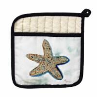 Betsy Drake PT604 Betsys Starfish Pot Holder - 1
