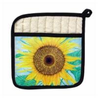 Betsy Drake PT1003 Dicks Sunflower Pot Holder - 1