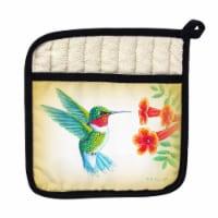 Betsy Drake PT1093 Dicks Hummingbird Pot Holder - 1