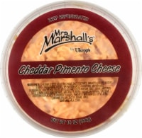 Mrs. Marshall's Cheddar Pimento Cheese