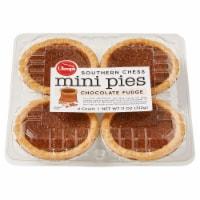 Ukrop's Chocolate Fudge Tarts 4 Count