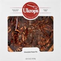 Ukrop's Chocolate Pecan Pie