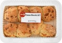 Ukrop's Cheese Biscuits 8 Count