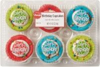 Ukrop's Birthday Cupcakes