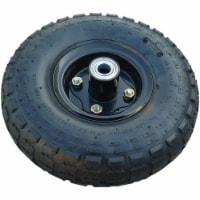 Best Garden 10 In. 300 Lb. Weight Capacity Wheel And Tire FR1055