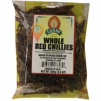 Laxmi Whole Red Chili - 100 Gm (3.5 Oz)