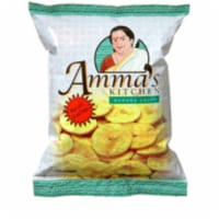 Amma's Kitchen Banana Chips with Black Pepper - 400 Gm