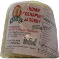 Laxmi Indian Kolhapuri Jaggery - 11 Lb (5 Kg)