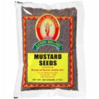 Laxmi Mustard Seed - 200 Gm (7 Oz)