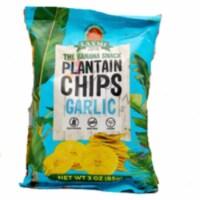 Laxmi Plantain Chips Garlic - 340 Gm (12 Oz) - 1 unit