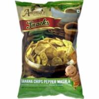 Ammas Banana Chips Pepper Masala - 7 Oz