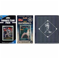 CandICollectables 2015MARINERSTSC MLB Seattle Mariners Licensed 2015 Topps Team Set & Favorit