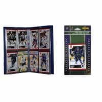 C & I Collectables 2010CANUCKSTS NHL Vancouver Canucks Licensed 2010 Score Team Set and Stora