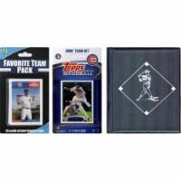 C & I Collectables 2012CUBSTSC MLB Chicago Cubs Licensed 2012 Topps Team Set and Favorite Pla