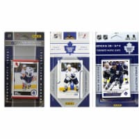 CandICollectables MAPLELEAFS313TS NHL Toronto Maple Leafs 3 Different Licensed Trading Card T