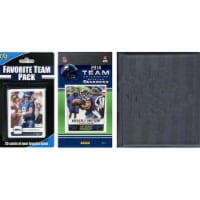 CandICollectables 2014SEAHAWKSTSC NFL Seattle Seahawks Licensed 2014 Score Team Set & Favorit