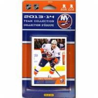 CandICollectables 14IslandersTS NHL New York Islanders 2014 O-Pee-Chee Team Set & A Storage A