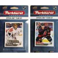 C&I Collectables 18HURRICANESTS NHL Carolina Hurricanes 2018-19 Parkhurst Team Set & an All-s