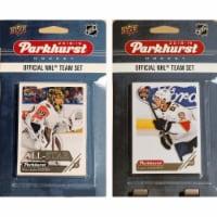 C&I Collectables 18FLPANTHERSTS NHL Florida Panthers 2018-19 Parkhurst Team Set & an All-star