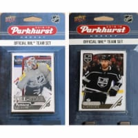 C&I Collectables 18LAKINGSTS NHL Los Angeles Kings 2018-19 Parkhurst Team Set & an All-star s