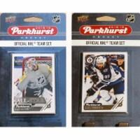C&I Collectables 18WJETSTS NHL Winnipeg Jets 2018-19 Parkhurst Team Set & an All-star set