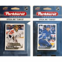 C&I Collectables 18MLEAFSTS NHL Toronto Maple Leafs 2018-19 Parkhurst Team Set & an All-star