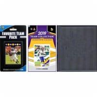 C&I Collectables 2019VIKINGSTSC NFL Minnesota Vikings Licensed 2019 Score Team Set & Favorite