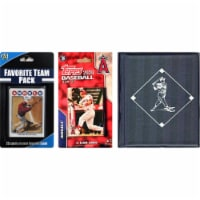 C&I Collectables 2020ANGELSTSC MLB Los Angeles Angels Licensed 2020 Topps Team Set & Favorite