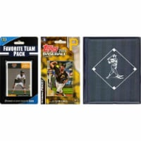 C&I Collectables 2020PIRATESTSC MLB Pittsburgh Pirates Licensed 2020 Topps Team Set & Favorit