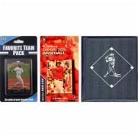 C&I Collectables 2020REDSOXTSC MLB Boston Red Sox Licensed 2020 Topps Team Set & Favorite Pla