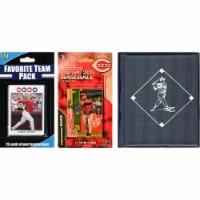 C&I Collectables 2020REDSTSC MLB Cincinnati Reds Licensed 2020 Topps Team Set & Favorite Play