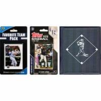 C&I Collectables 2020ROCKIESTSC MLB Colorado Rockies Licensed 2020 Topps Team Set & Favorite