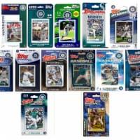 C&I Collectables MARINERS1320TS MLB Seattle Mariners 13 Different Licensed Trading Card Team - 1