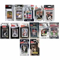 C&I Collectables WSOX1320TS MLB Chicago White Sox 13 Different Licensed Trading Card Team Set - 1