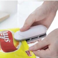 Snack Bag Open And Seal Mini Machine 2 In 1 - 1 unit