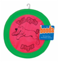 Aspen Pet Medium Multicolor Soft Bite Floppy Disc Dog Toy - 1 ct