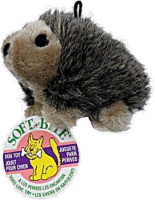 Aspen Hop Soft Bite Hedgehog Dog Toy