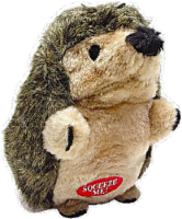 Aspen Large Soft Bite Hedgehog Dog Toy