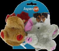 Aspenpet Booda Squatters Moose & Elephant