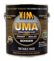 X-I-M  UMA  White  Water-Based  Acrylic  Primer, Sealer, Bonder  1 gal. - Case Of: 2; - Case of: 2