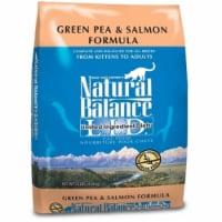 Natural Balance Pet Foods NA00232 Salmon-Green Pea Cat Food - 10 lbs. - 1